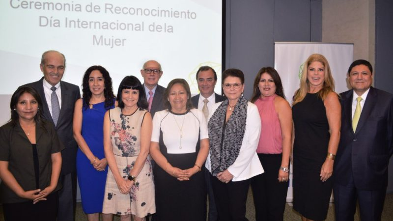 Confiep destaca labor de las empresarias peruanas